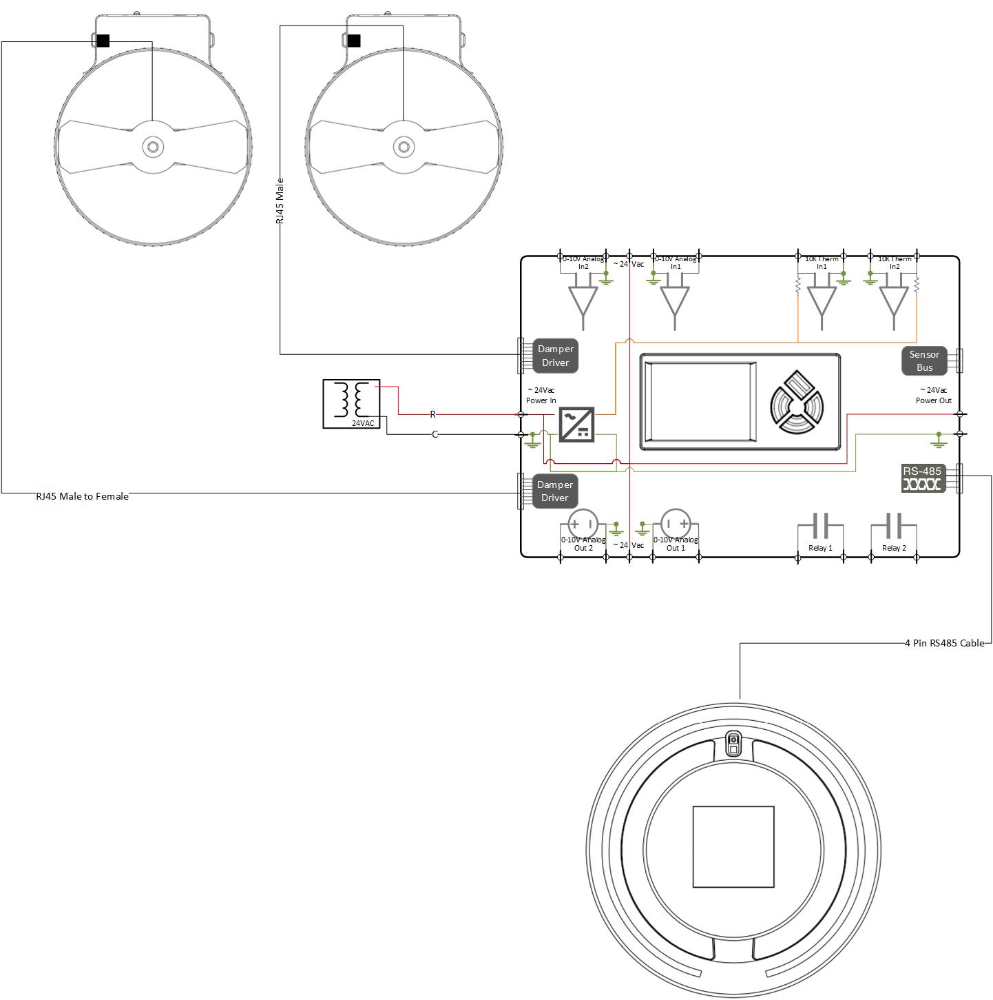 Smart Node Zone Installation 75f