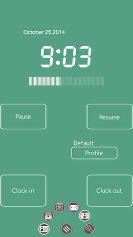 WorkLog 6Plus TimeRecord