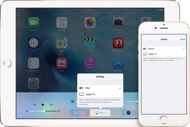 How to airdrop ipad smart tv how to how to use ios airplay with the viki app community support ccuart Image collections