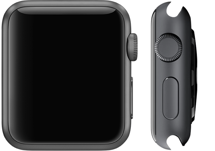 Apple Watch Sport  1st generation    Technical Specifications