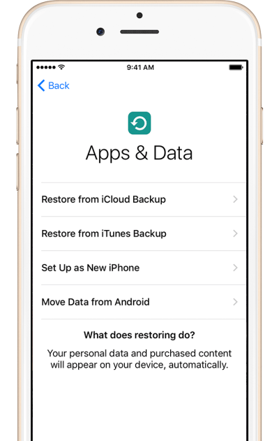 Transfer all your data from Android to iPhone following these 5 simple steps