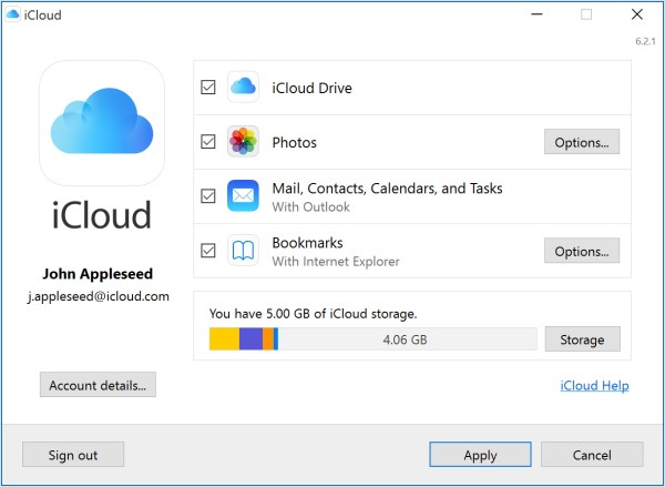 Download iCloud for Windows - Apple Support