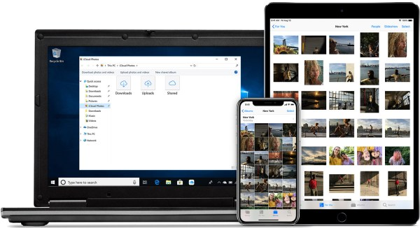 Set up and use iCloud Photos on your Windows PC - Apple ...