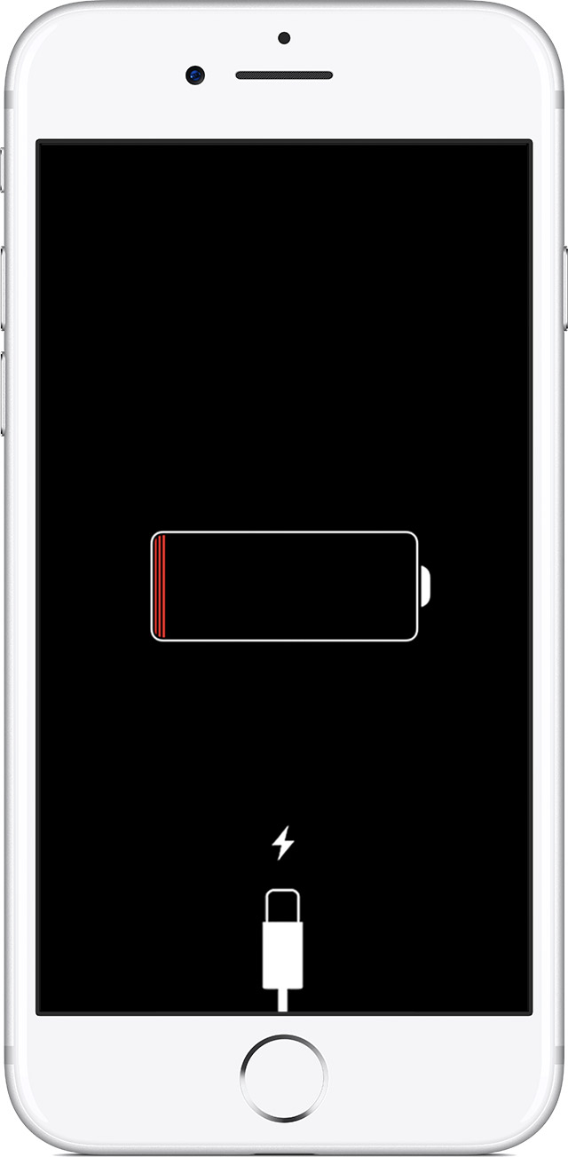 Iphone  Screen Went Black And Wont Turn On