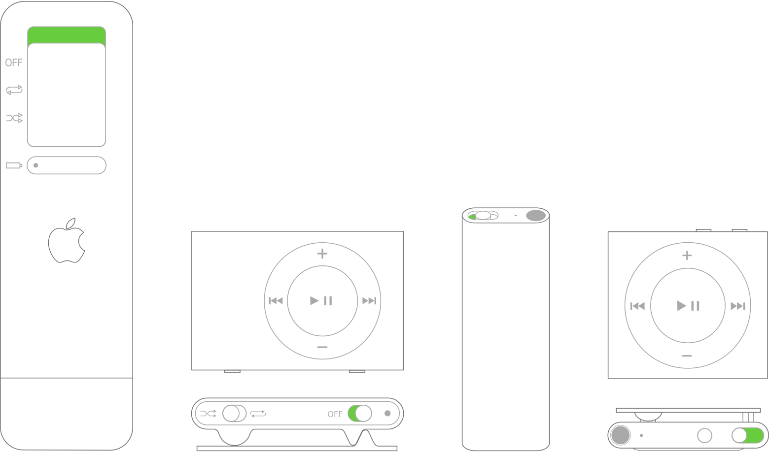How To Force Restart Your Ipod Shuffle