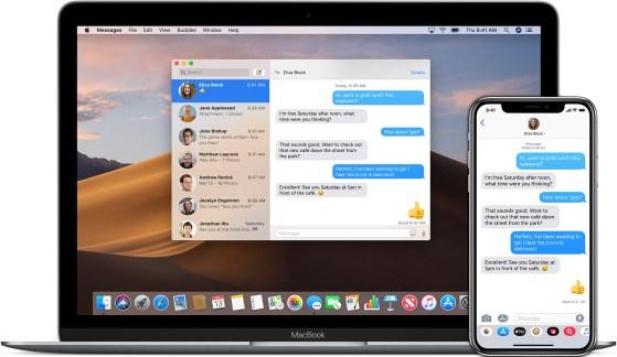 Envía y recibe mensajes SMS