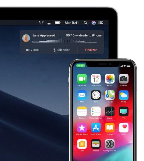 Haz y recibe llamadas sin levantar tu iPhone
