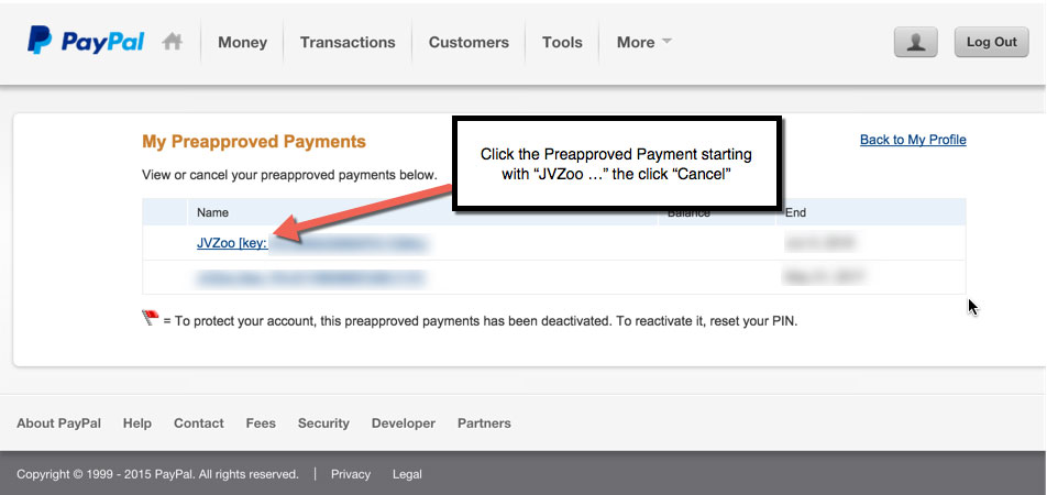 How to Cancel Recurring Payments