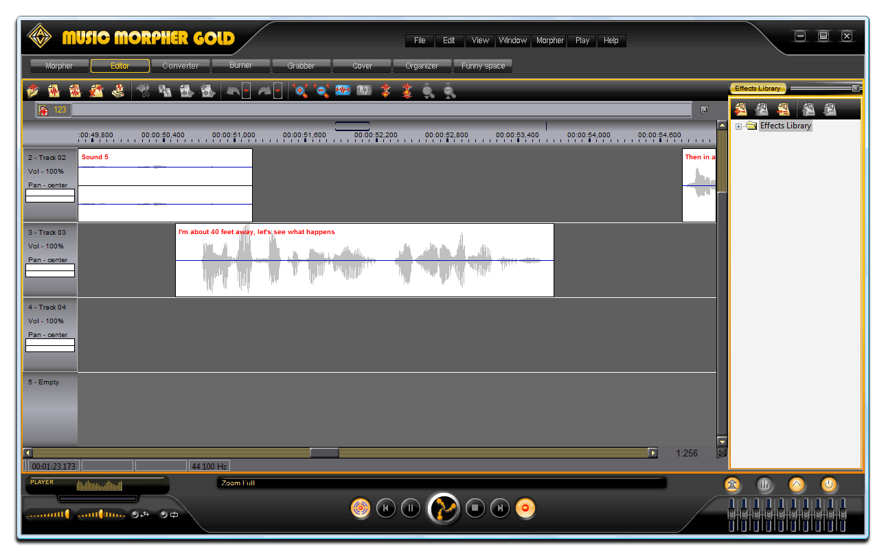 how to add an audio file to after effects