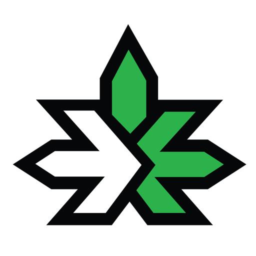 Cannabis Hub Icon