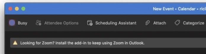 Zoom plug-in.