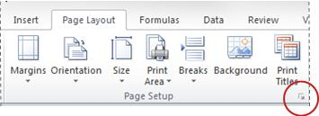 Print Comments On A Worksheet