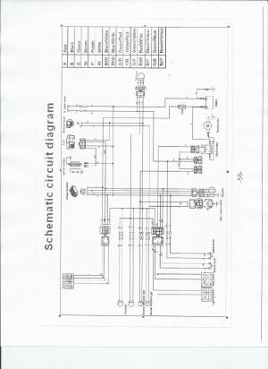 TaoTao Mini and Youth ATV Wiring Schematic – FamilyGoKarts Support