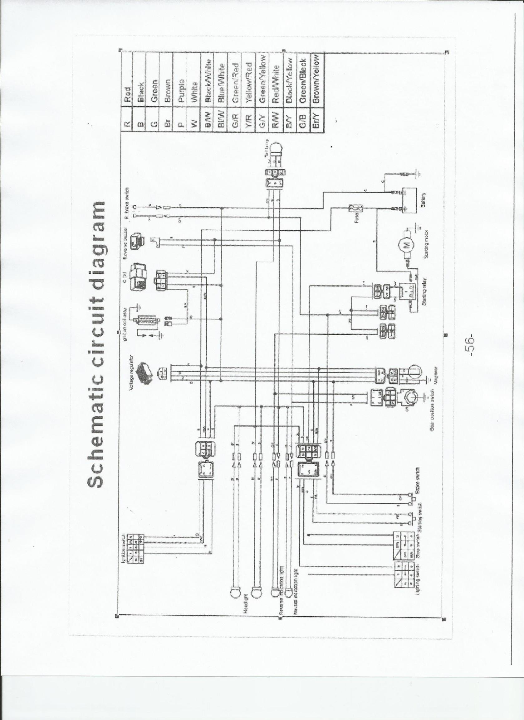 sunl 4 wheeler wiring diagram sunl 90cc atv wiring diagram wiring diagrams roketa 110cc atv wiring diagram wire