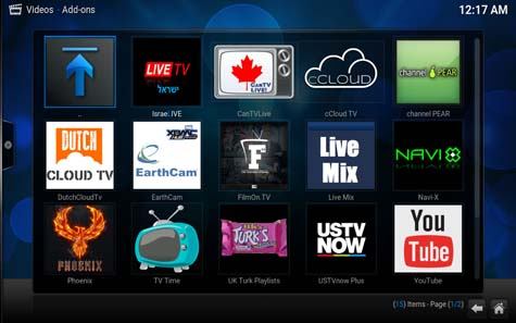 How To Manually Update KODI Add-ons