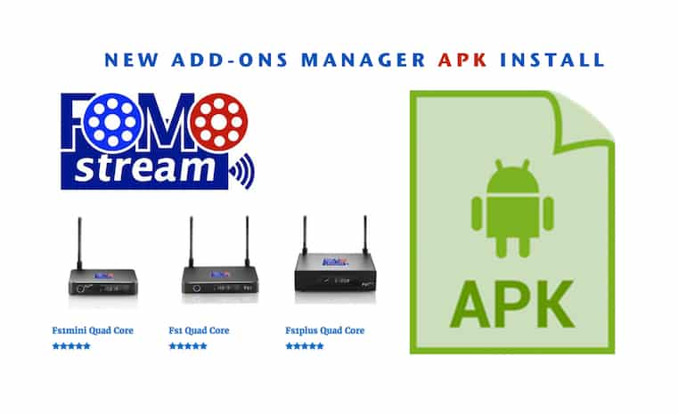 New Add-ons Manager APK