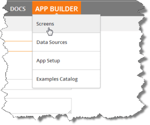 AppBuilder_Screens