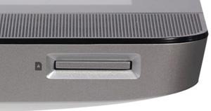 Image of memory card reader