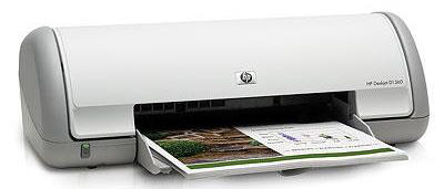 Printer Specifications For Hp Deskjet D1300 Printer Series