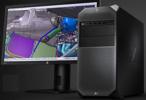 Hp Z4 G4 Workstation Specifications Hp 174 Customer Support