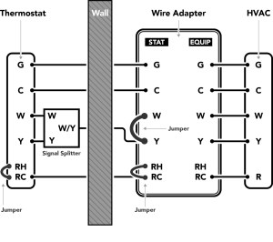 Installing the Thermostat Wire Adapter – Customer Support