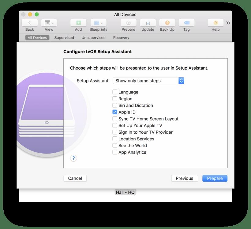 Setup Assistant - Kitcast Support