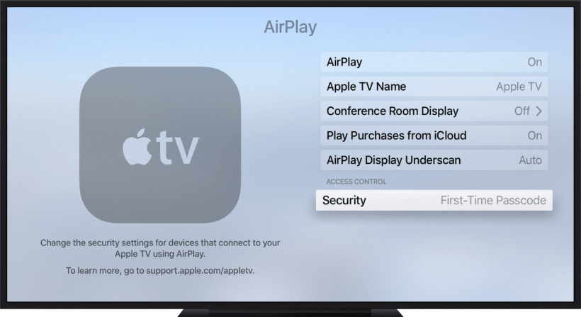 How do I prevent my Apple TV from going into sleep mode? - Kitcast Support