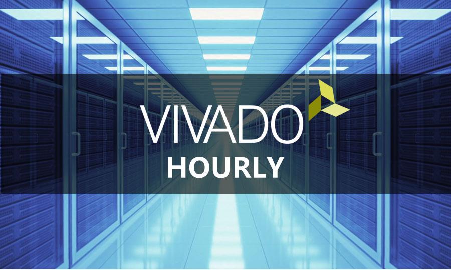 Exclusive Hourly Vivado License