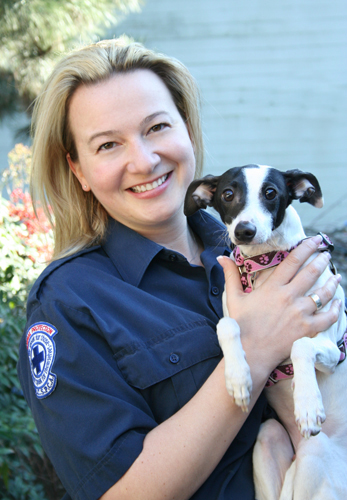 Marcie Moriarty, head of the BC SPCA cruelty investigations division