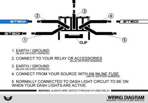 Toyota Push Switch Wiring Diagram – STEDI