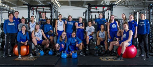 6th Woman UBC Women's Basketball - support UBC | Connect ...