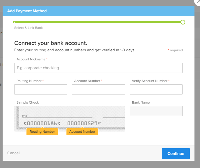 Security Bank Routing Number