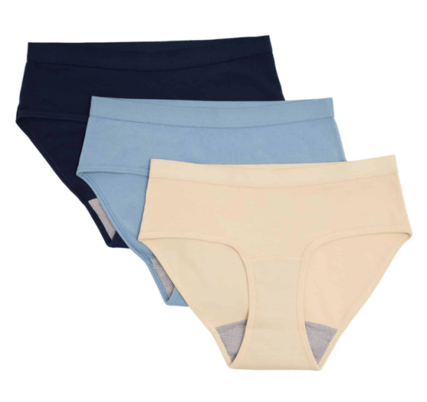 Giggle Knickers cotton washable incontinence pants