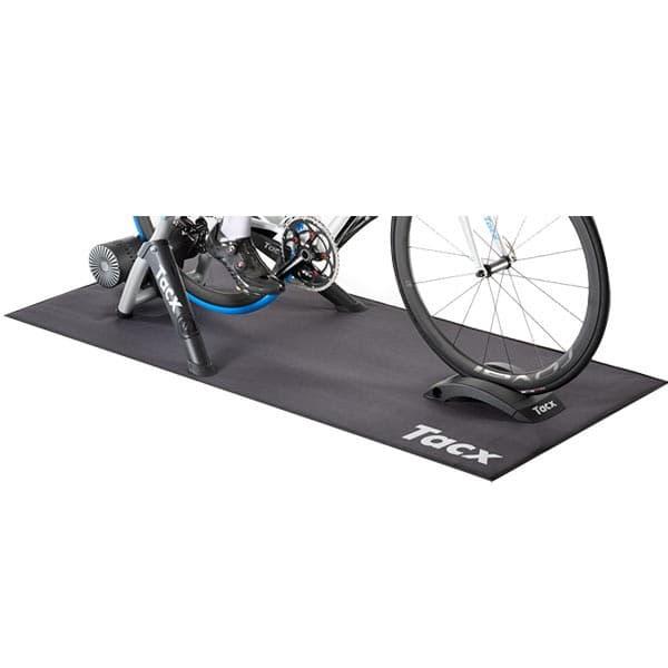 sports et loisirs home trainers minoura moz roller tapis dentrainement blanc