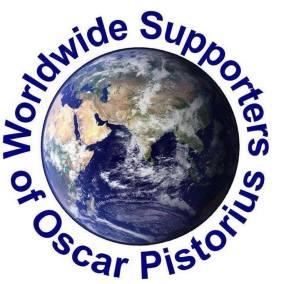 WWS of Oscar Pistorius logo