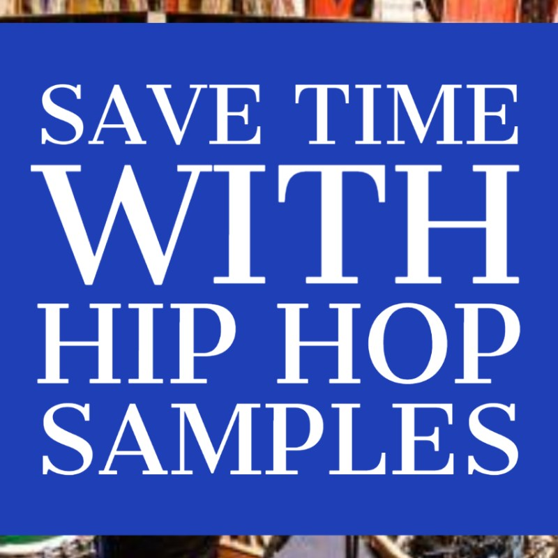 save time with samples