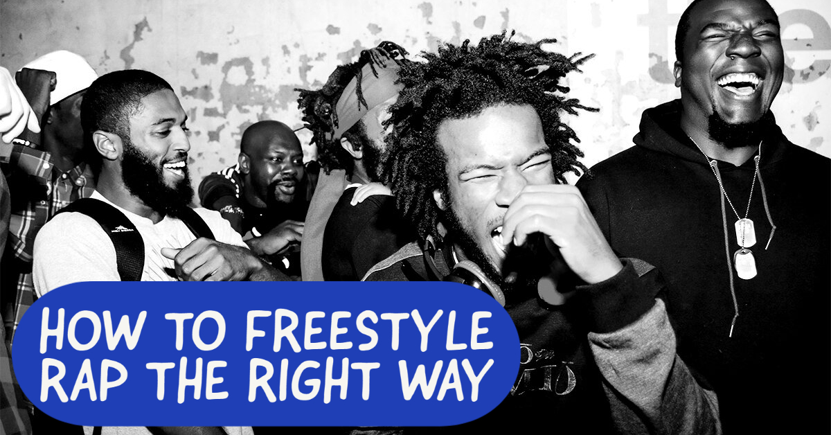 how to freestyle rap 2021