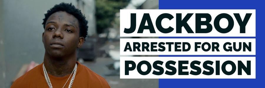 jackboy arrested 2021
