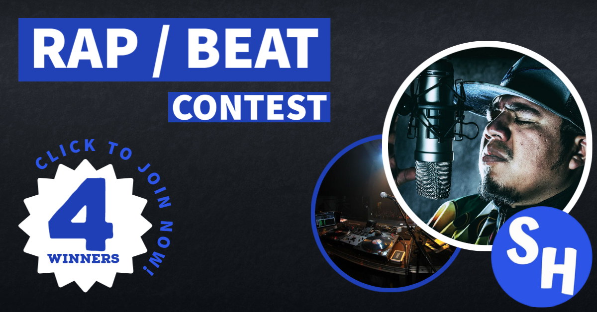 hip hop rap and beat contest may 2021