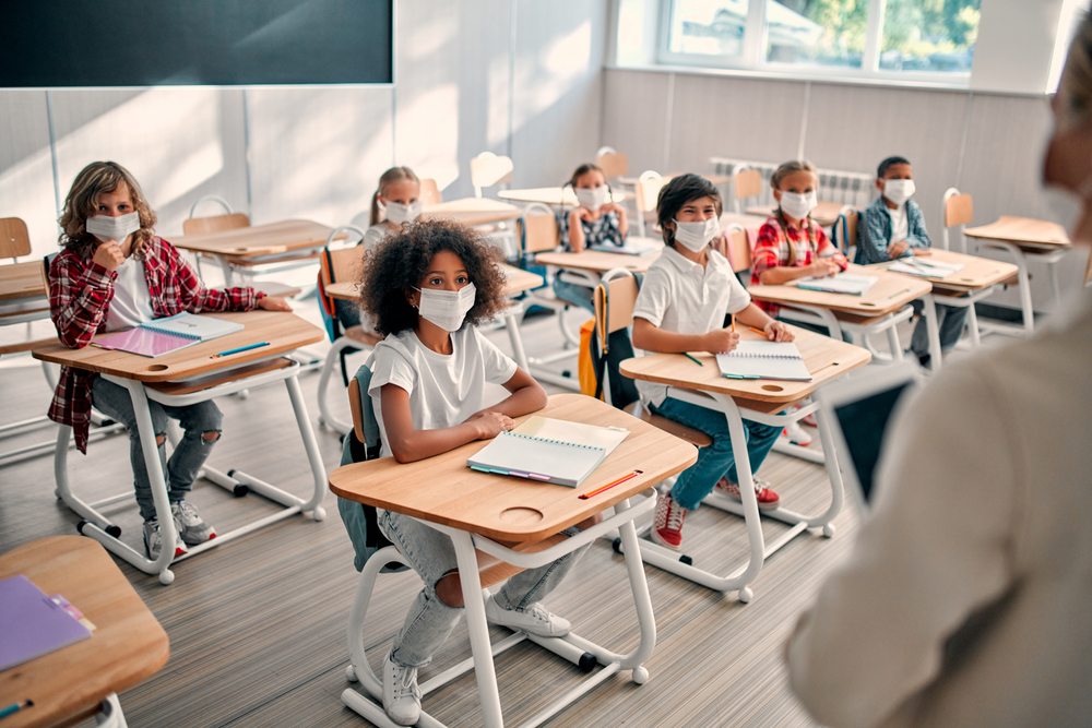The Florida Board of Education voted unanimously to punish school districts with mask mandates, despite COVID-19 cases and deaths in Florida schools.