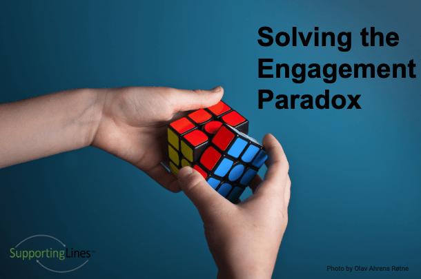 Employee Engagement Paradox Resolved