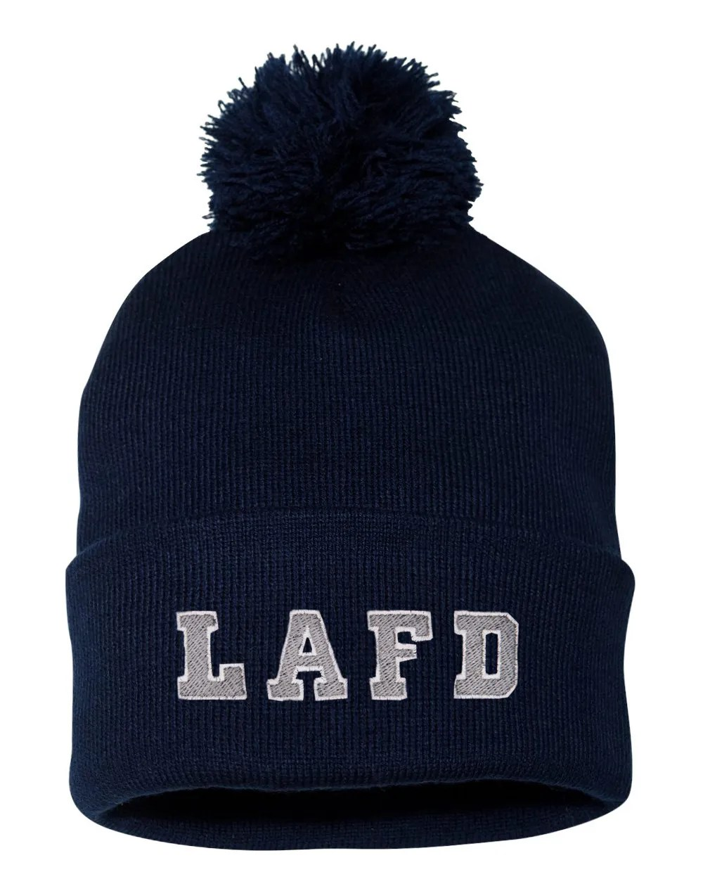 LAFD Beanie Black