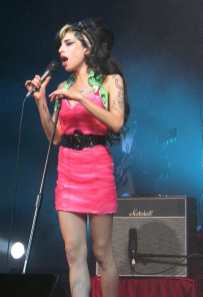 Amy Winehouse, 16.10.2007, CCH3 Hamburg.