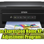 Epson Expression Home XP-206 Resetter