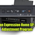 Epson Expression Home XP-212 Resetter