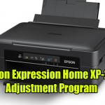 Epson Expression Home XP-215 Resetter