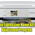 Epson Expression Home XP-415 Resetter