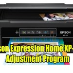 Epson Expression XP-231 Resetter