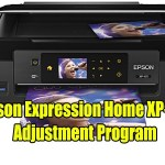 Epson Expression XP-411 Resetter