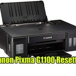 Canon Pixma G1100 Resetter With Tutorial